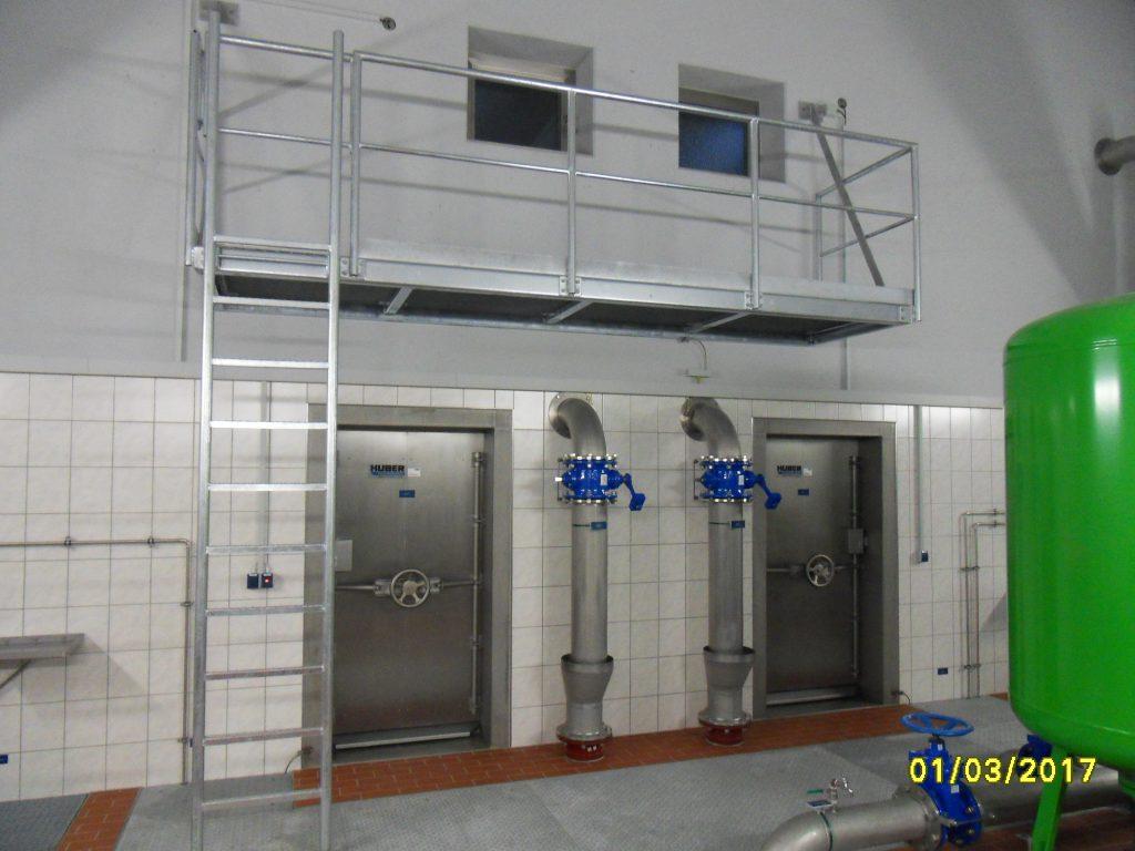 Trinkwasserhochbehälter Bosel