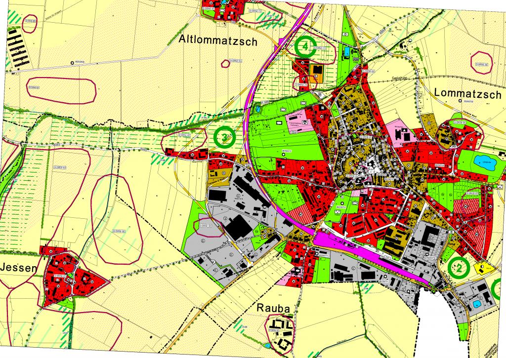 Stadt Lommatzsch