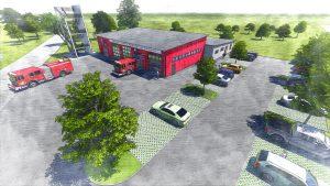 Feuerwehrgerätehaus Meltheuer